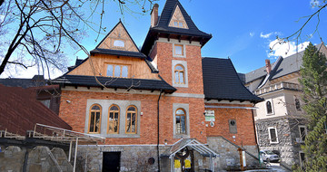 """""""Dworzec Tatrzański"""" Zakopane"""
